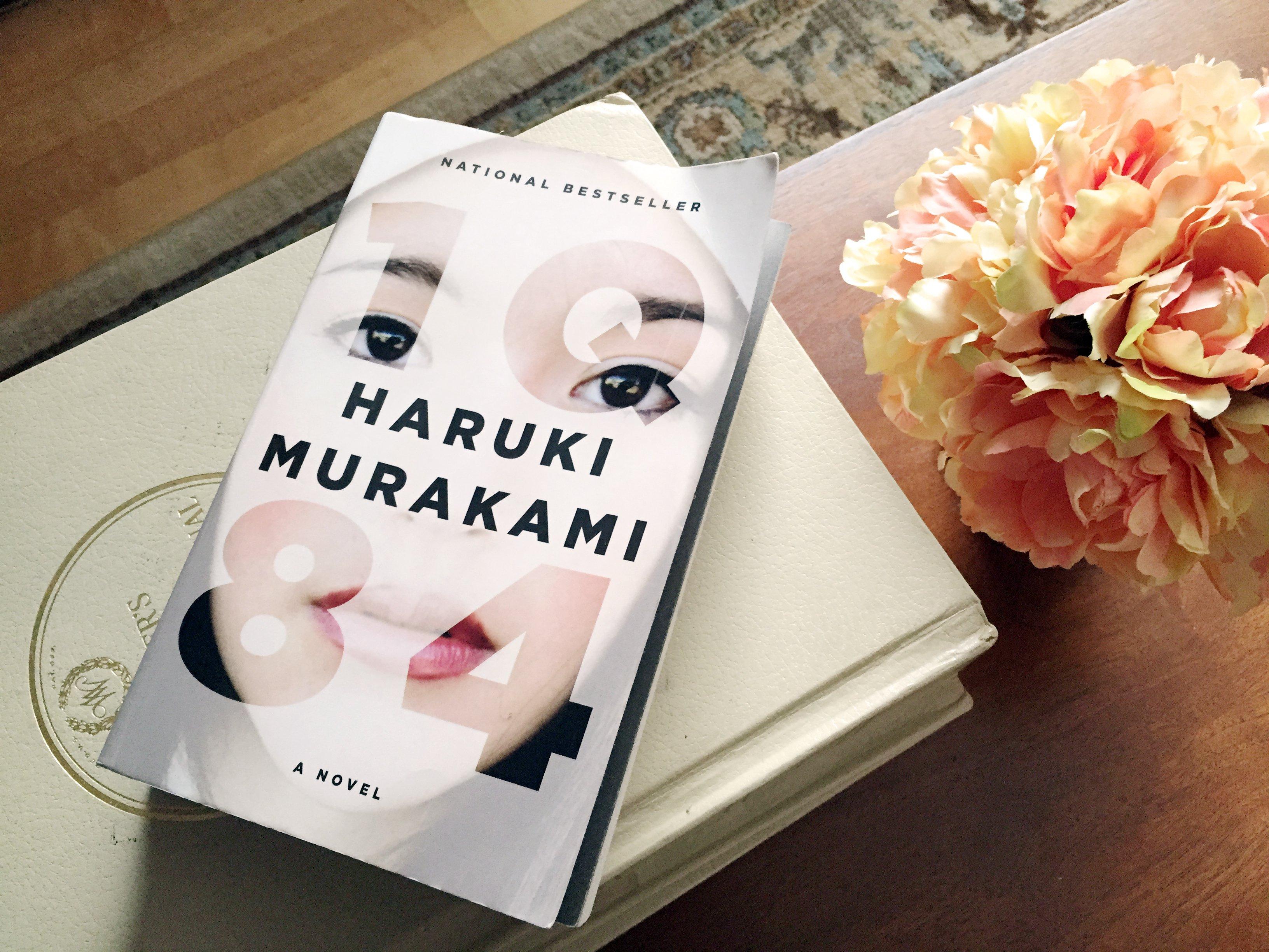 1Q84 by Haruki Murakami - Literary Quicksand