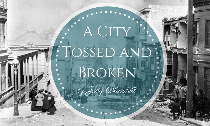 A City Tossed and Broken