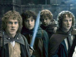 Hobbits: The Lord of the Rings