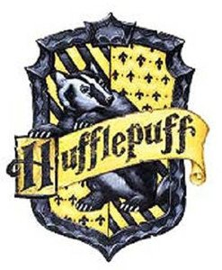 Hufflepuff: Harry Potter