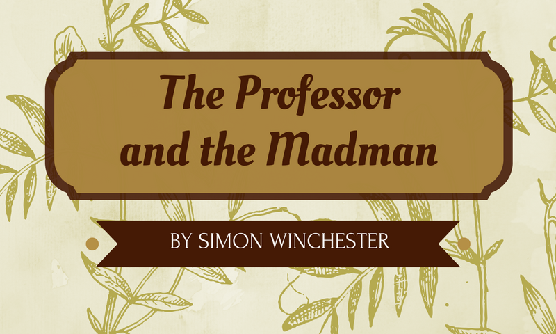 review the professor and the madman Critic reviews for the professor and the madman there are no critic reviews yet  for the professor and the madman keep checking rotten tomatoes for.