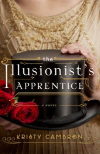 The Illusionist's Apprentice Book Cover