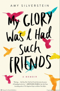 My Glory Was I Had Such Friends Book Cover