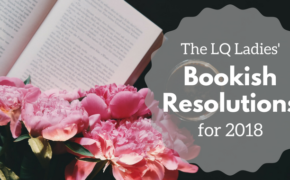 Bookish Resolutions 2018