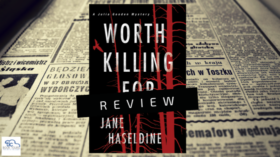 worth killing for book review