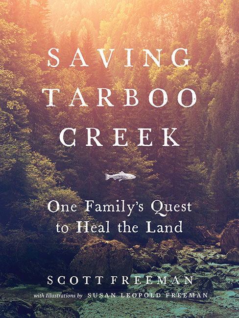 Saving Tarboo Creek Book Cover