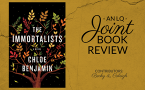 The Immortalists book review cover
