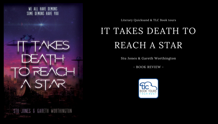 it takes death to reach a star book review