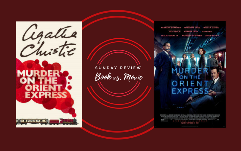 Murder on the Orient Express Book vs. Movie
