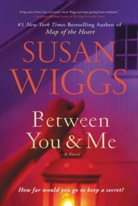 Between You and Me Book Cover