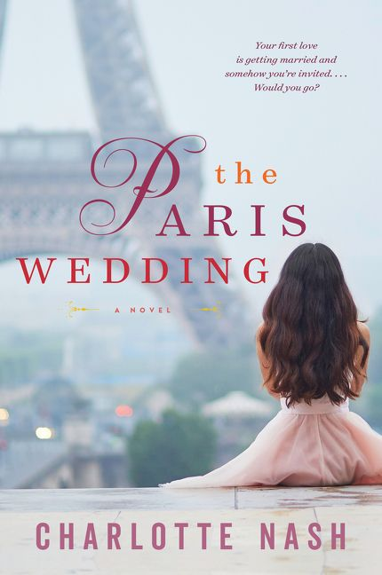 The Paris Wedding Book Cover