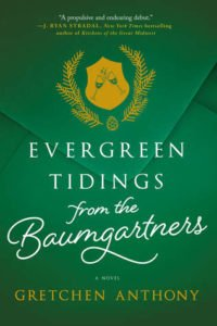 Evergreen Tidings from the Baumgartners Book Cover