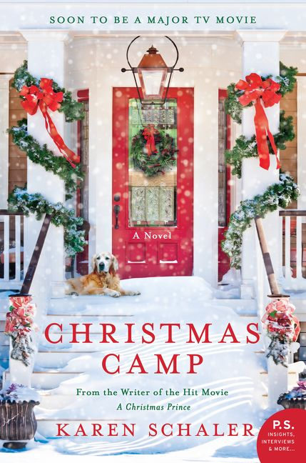 Christmas Camp Book Cover