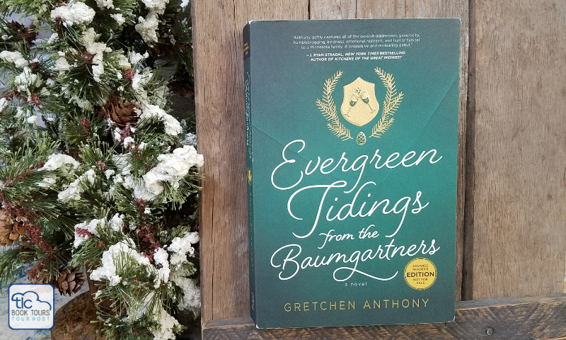 Christmas In Evergreen Tidings Of Joy.Review Evergreen Tidings From The Baumgartners Literary
