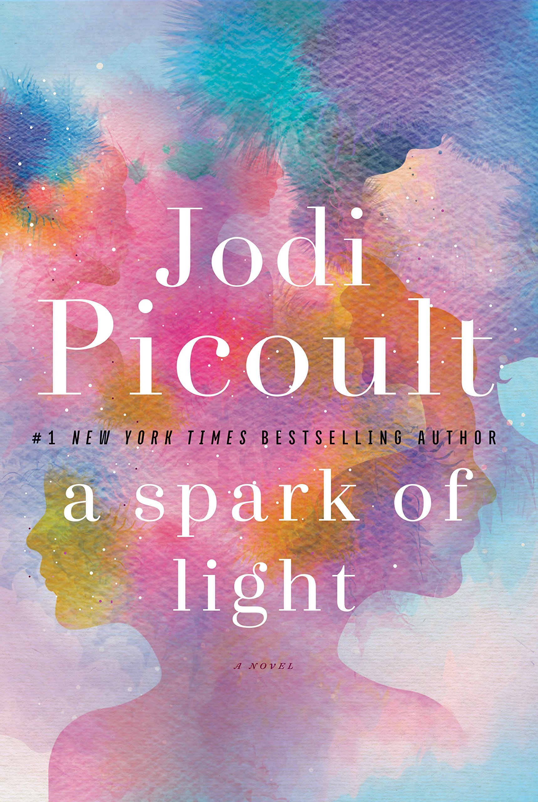 A Spark of Light Book Cover