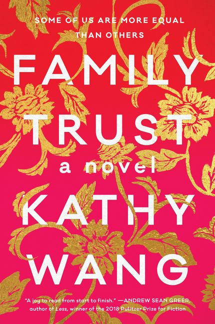 Family Trust Book Cover