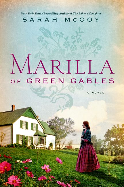 Marilla of Green Gables Book Cover