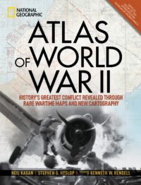 Atlas of WWII Book Cover