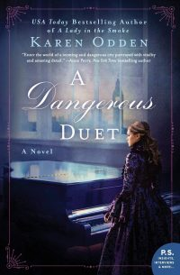 A Dangerous Duet Book Cover