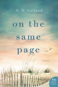 On the Same Page Book Cover