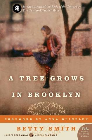A Tree Grows in Brooklyn Book Cover