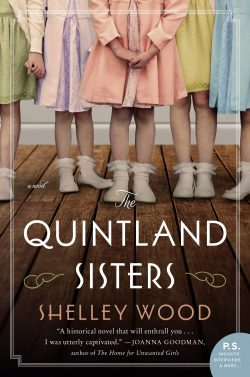 The Quintland Sisters Book Cover