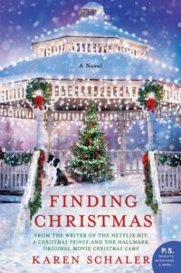 Finding Christmas Book Cover