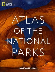 Atlas of the National Parks Book Cover