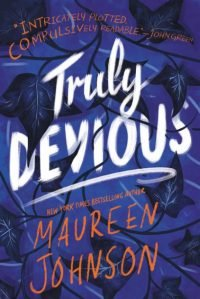 Truly Devious Series Book Cover