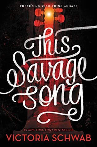 This Savage Song book no romance