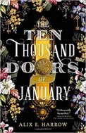 The Ten Thousand Doors of January Book Cover