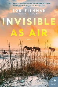 Invisible as Air Book Cover