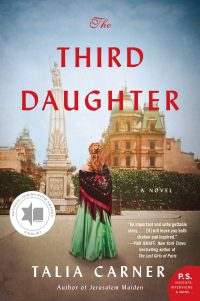 The Third Daughter Book Cover