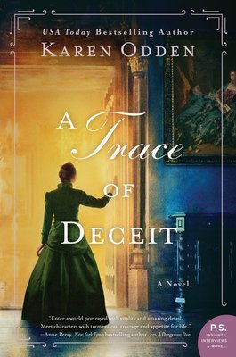 A Trace of Deceit  Book Cover