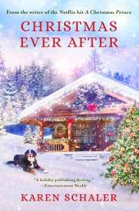 Christmas Ever After Book Cover