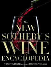 The New Sotheby's Wine Encyclopedia Book Cover